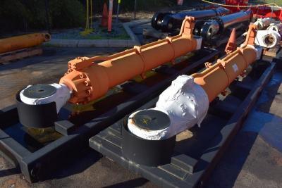 Hitachi 4402135 Arm Cylinder