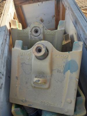 Komatsu 950195 40 Teeth and Teeth adapter